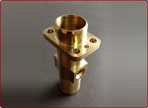 Bronze Fitting CNC Lathe, CNC Mill, Sinker EDM